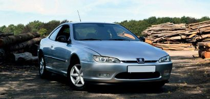 1999 - Peugeot 406 Coupé 2.0 Vehicle sold without technical inspection. We invite...