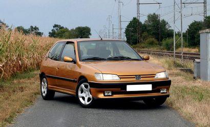 1996 - Peugeot 306 S16 BV6