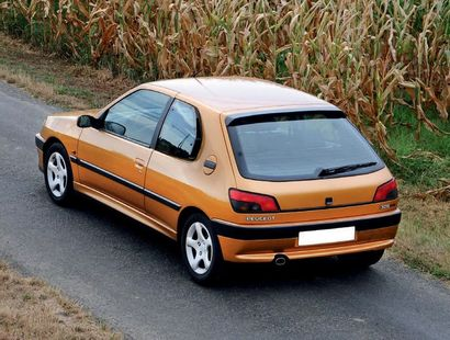 1996 - Peugeot 306 S16 BV6 Vehicle sold without technical inspection. We invite you...