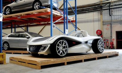 2007 - Peugeot Flux Véhicule d'exposition vendu sans carte grise. Nous informons...