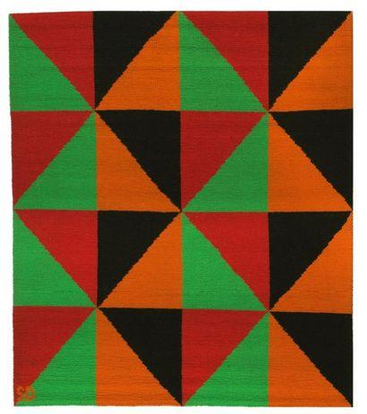 Sonia Delaunay (d'après)