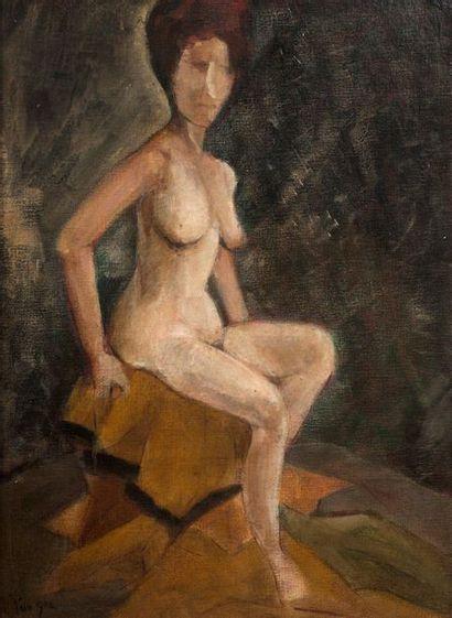 ZHU YUANZHI, DIT YUN GEE (1906-1963)
