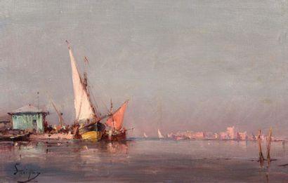 HENRY MALFROY -SAVIGNY (1895-1944)