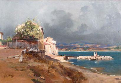 Joseph GARIBALDI (1863-1941)