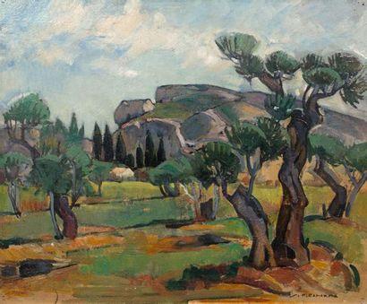 JEAN-frederic CANEPA (1894-1981)