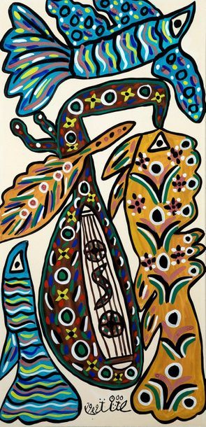 MAHIEDDINE BAYA (1931 - 1998)