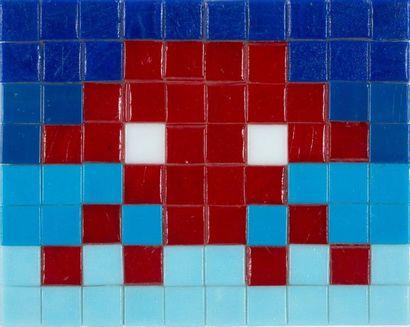 INVADER (né en 1969) Invader Kit , 2006 Carreaux de céramique, accompagnés de leur...