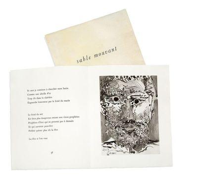 PABLO PICASSO ET PIERRE REVERDY (1881 - 1973) ET (1889 - 1960)