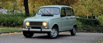 1987 Renault4 TL Savane