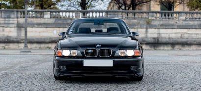 1997 BMW 540i 4.7 Hartge