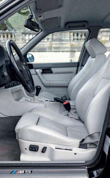 1995 BMW M53.8 Evo Très bel état d'origine 77 800 km certifiés, historique documenté...