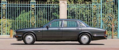 1990 Jaguar XJ40 4.0