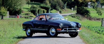 1969 VolkswagenKarmann GHIA