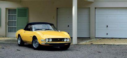 1972 FIAT DINO Spider  2400