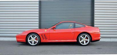 2003 Ferrari 2003 575M MARANELLO F1