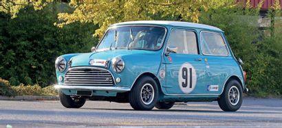 1965 Mini COOPER S FIA