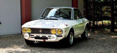 1971 Lancia Fulvia 1600 HF