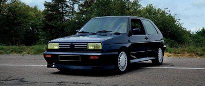 1989VolkswagenGolf RALLYE II