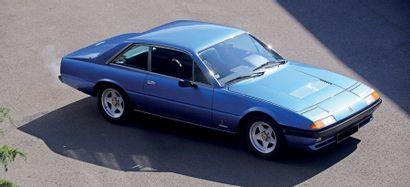 1983 Ferrari 400i AUTOMATIQUE