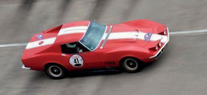 1968 Chevrolet CORVETTE C3427