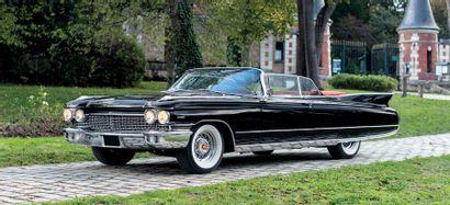 1960 Cadillac Série 62 CABRIOLET