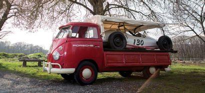 1963 Volkswagen Combi Pick-up & Formcar FORMULE VEE