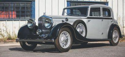 1934 Bentley DERBY 3½ Litre Park Ward