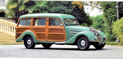 1939 Peugeot 402 B