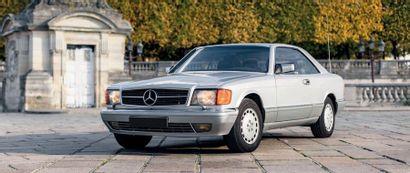 1990 Mercedes-Benz 500 SEC