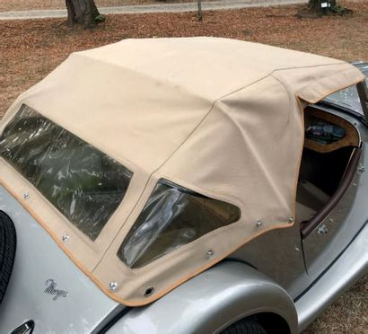 1966 Morgan PLUS 4 Estimation attractive Moteur Alfa Romeo 2.0L Restauration ancienne...