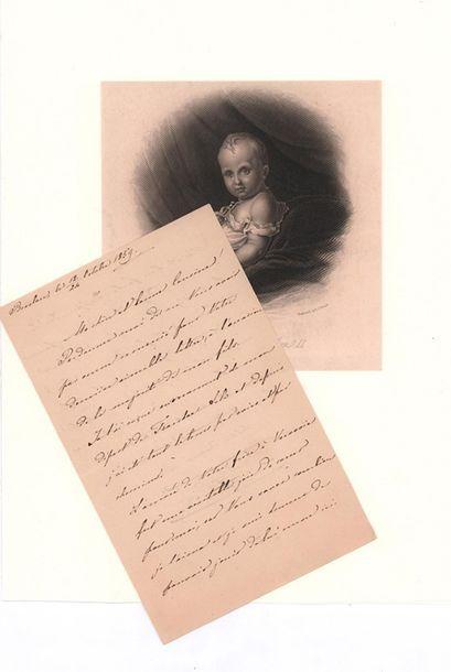 ALEXANDRE II (1818-1881) Tsar de Russie