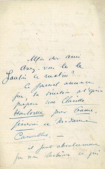 BIZET Georges (1838-1875)
