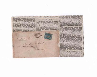 15 NOVEMBER 1870 JOURNAL OF THE DEBATES OF...