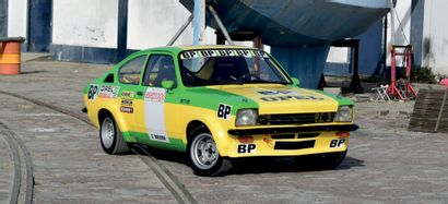 1976 Opel KADETTC GT/E GR. 4 « CONRERO »