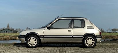1992 Peugeot 205 Gentry MAYFAIR