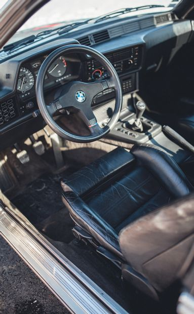 1984 BMW M635 CSi Moteur mythique Près de 25 000 € de restauration en 2016-2017 Remarquable...