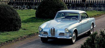 1958 BMW  503 3.2L série II coupé