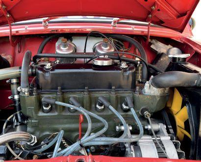 1966 COOPER Morris S MK1 1275 Préparation intéressante Qualité de fabrication Véritable...