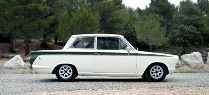 1963 Ford Cortina LOTUS