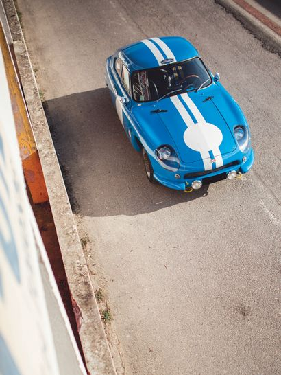 1958 D.B HB R5 FIA Voiture intégralement restaurée pour plus de 77 000 €. Plusieurs...
