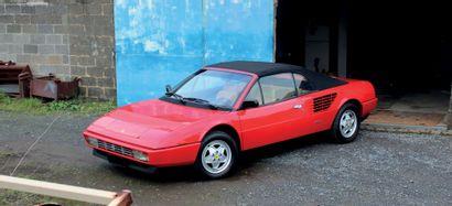 1987 Ferrari Mondial 3.2 Cabriolet