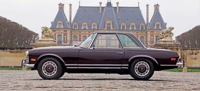 1969 Mercedes 280 SL PAGODE