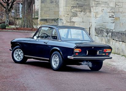 1971 Lancia FULVIA 1600 HF Lusso Plus de 45 000 € de factures récentes Restaurée...