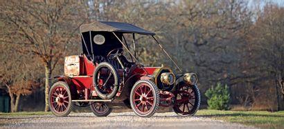 1907 Ariès Type 0 23 SPIDER 14/18 ch