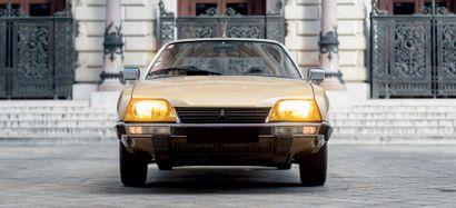 1978 CITROËN CX 2000 Pallas
