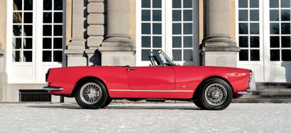 1964 Alfa Romeo 2600 Spider Touring