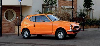 1972 Honda Z600 Rare à la vente Vive et attachante Frais récents Carte grise française...