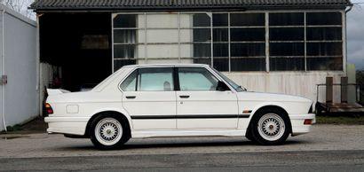 1986 BMW M535i E28