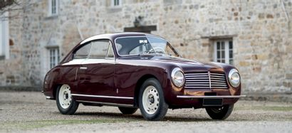 1950 Fiat 1100 ES  COUPÉ Pinin Farina