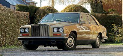1976 Rolls-Royce Camargue COMMANDÉE NEUVE PAR SA MAJESTÉ IMPÉRIALE LE DERNIER SHAH...